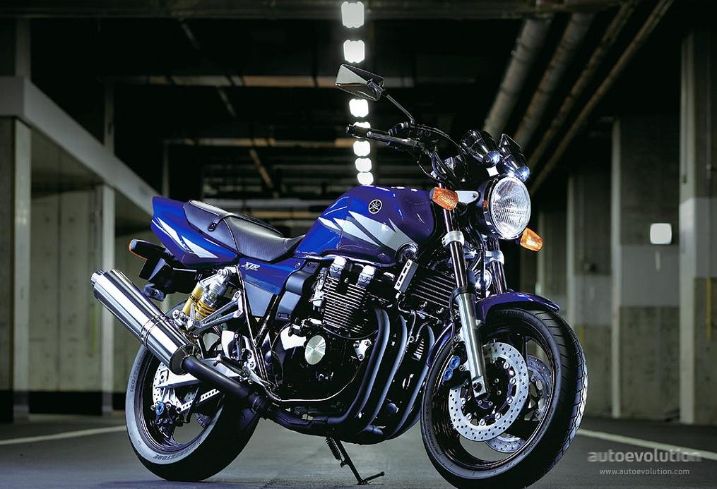 Yamaha Xjr 400 R Specs - 1996  1997  1998  1999  2000  2001  2002