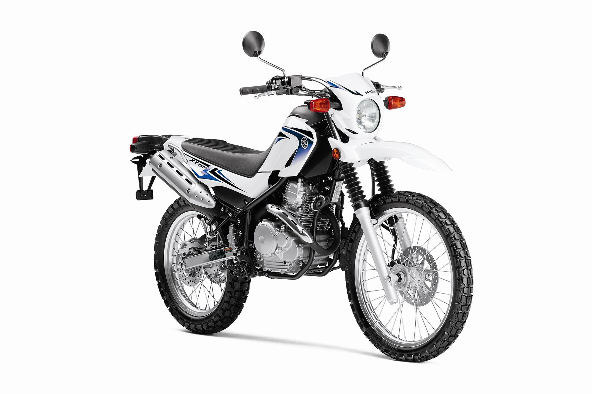 Yamaha Xt250 Horsepower