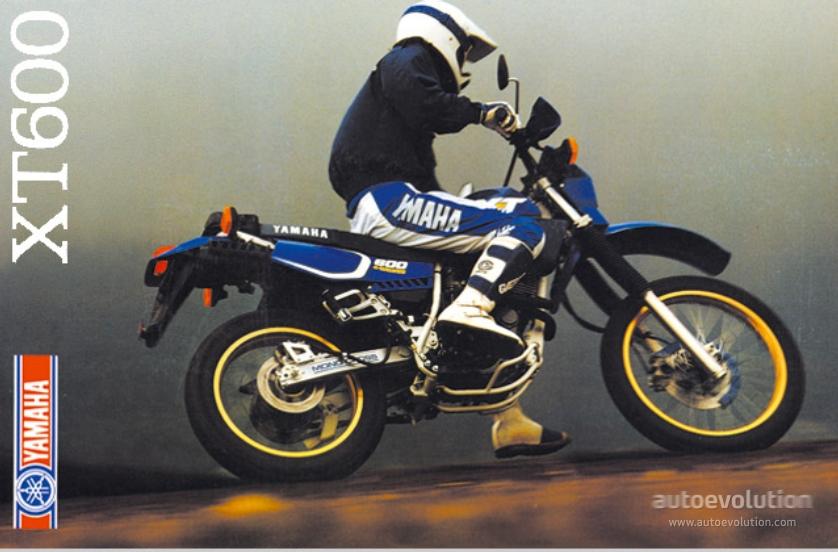 Yamaha Xt 600 Specs 1982 1983 1984 1985 1986 1987