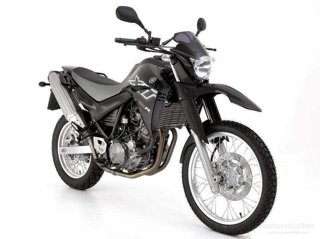 YAMAHA XT 660 R - 2004...