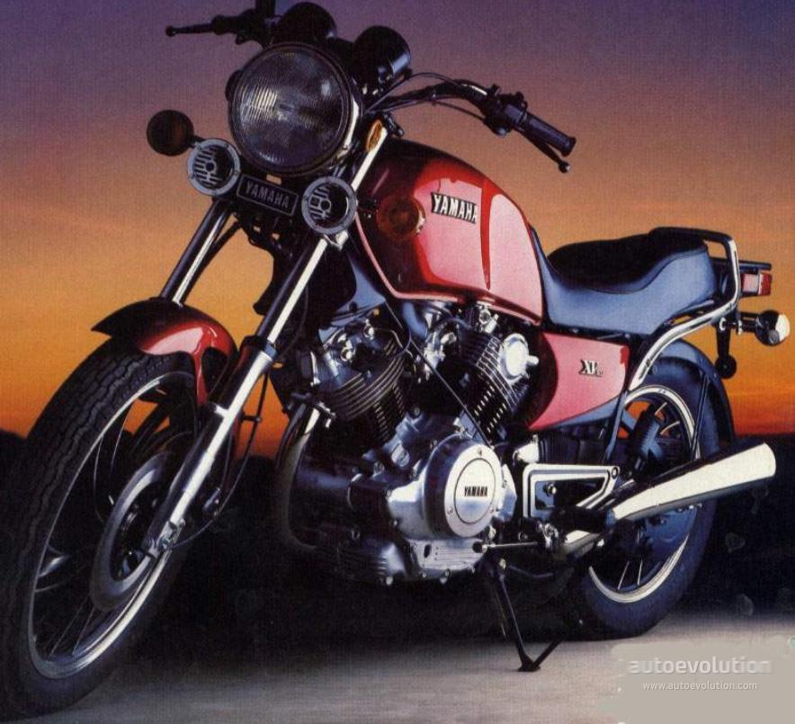 Honda Cruiser Models >> YAMAHA XV 920 RH specs - 1981, 1982 - autoevolution