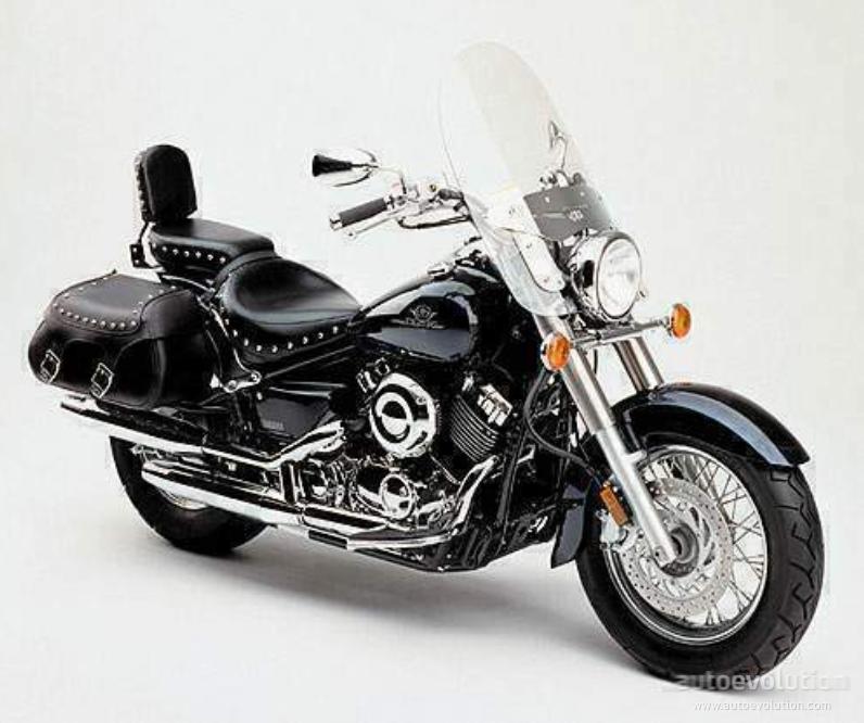 yamaha star мотоцикл