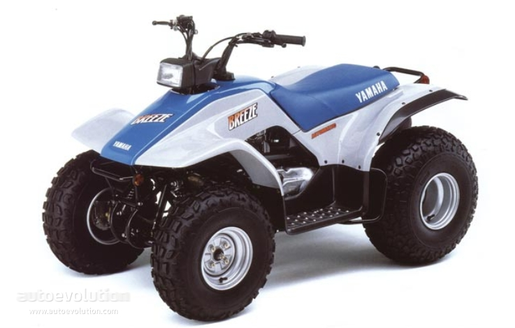 yamaha yfa breeze 125 specs 1994 1995 1996 1997 1998