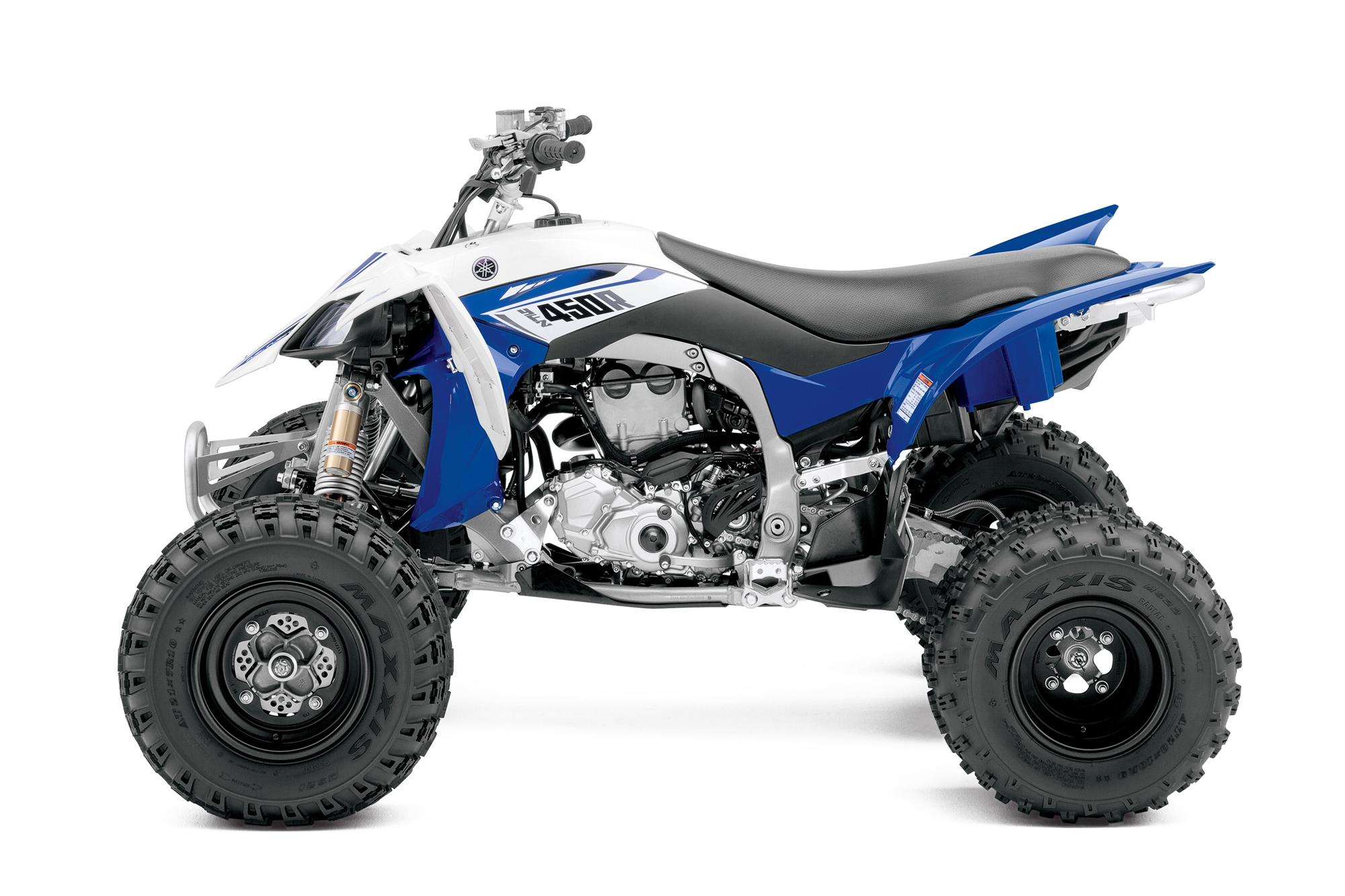 Yamaha Raptor R Performance Parts