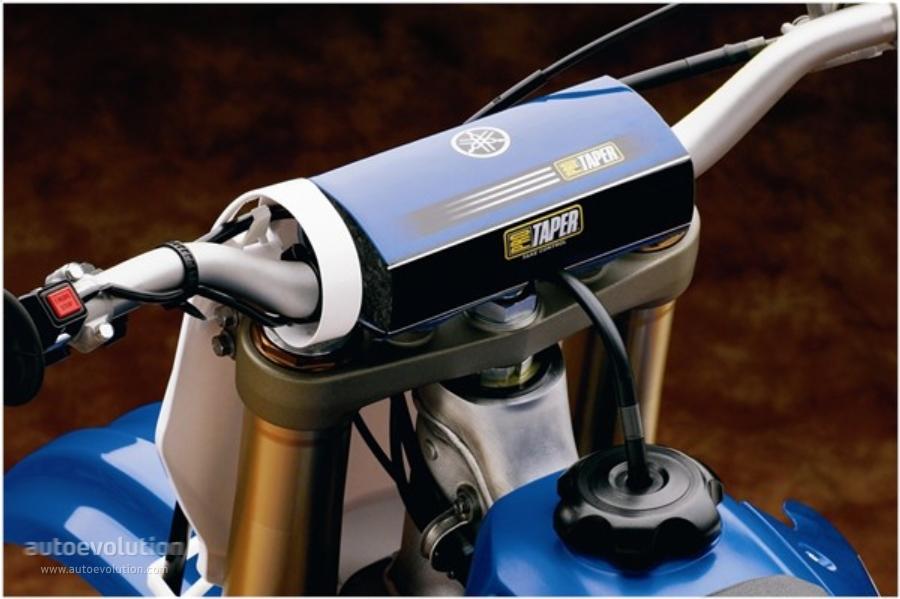 YAMAHA TT-R125LE specs - 2000, 2001, 2002, 2003, 2004