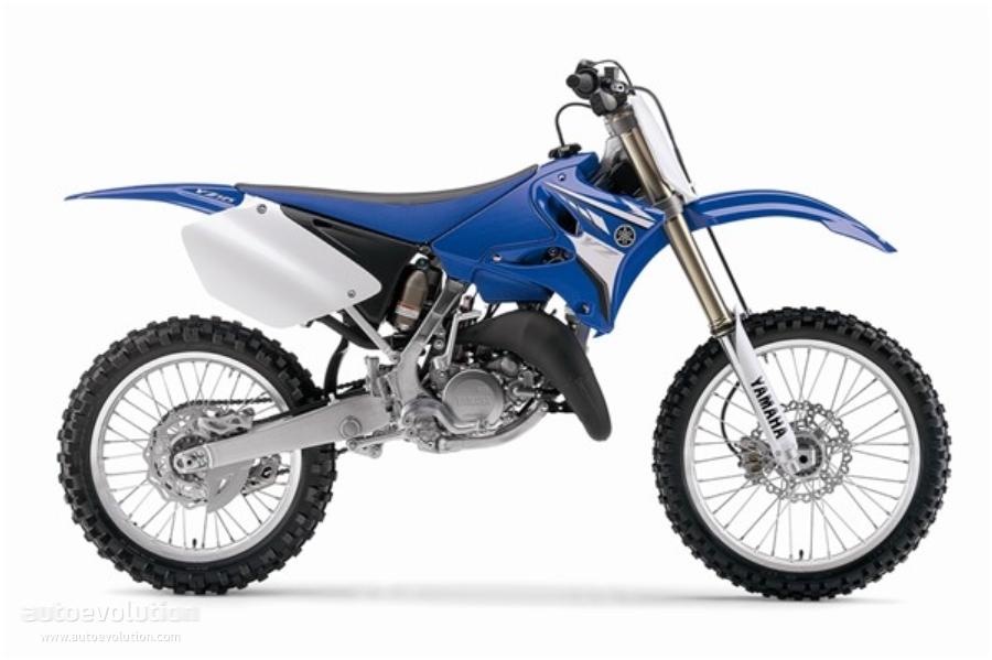 Yamaha Yz 125 2001 2002 2003 2004 2005 2006 2007