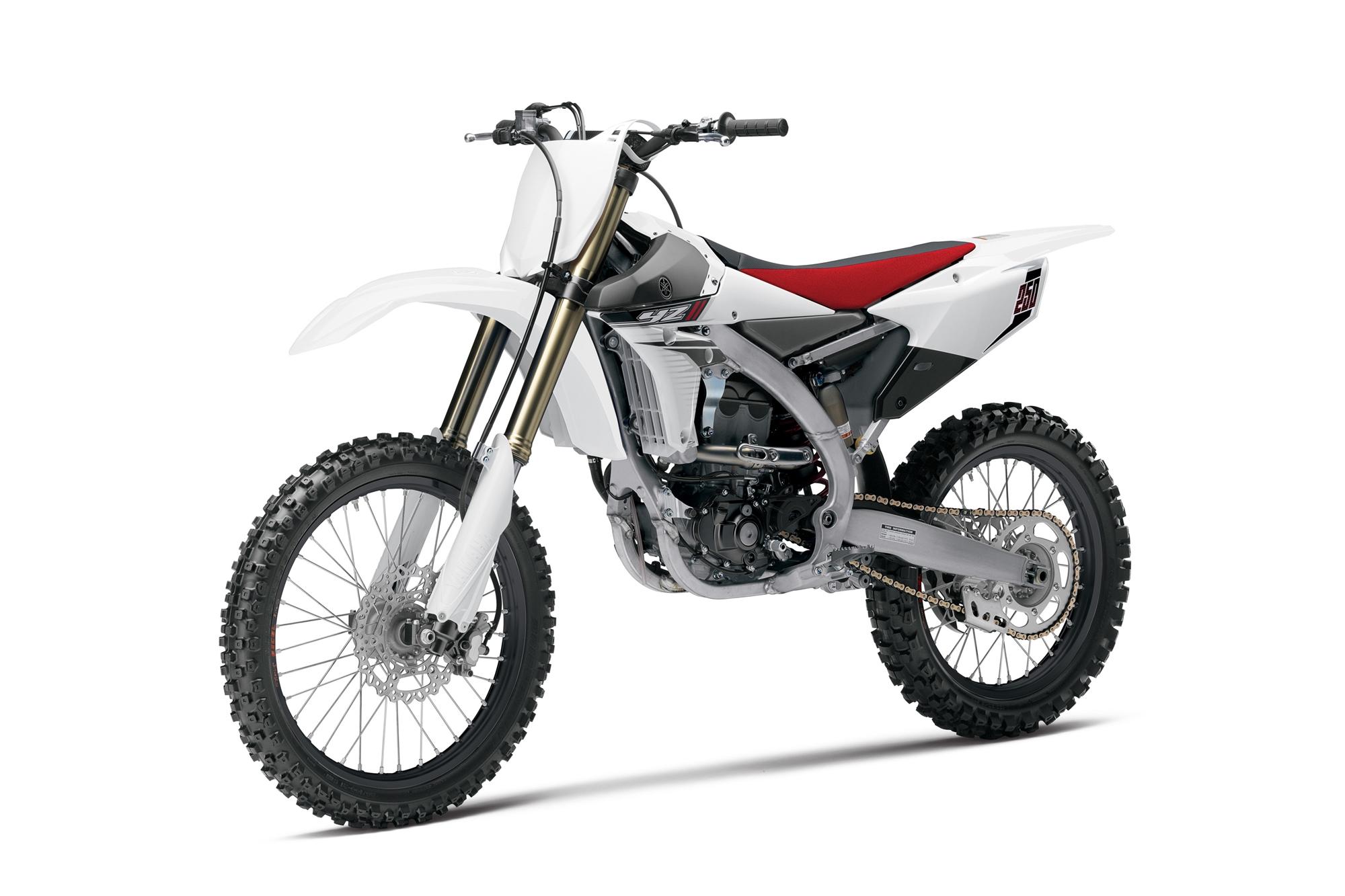 2014 Yamaha YZ 250 Photos, Informations, Articles - Bikes