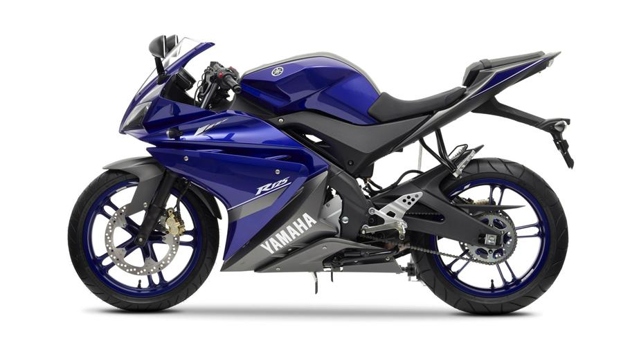 yamaha yzf r125 2012 2013 autoevolution. Black Bedroom Furniture Sets. Home Design Ideas