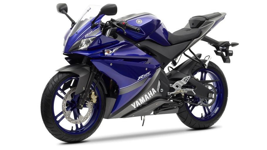 Yamaha Yzf-r125 - 2012  2013