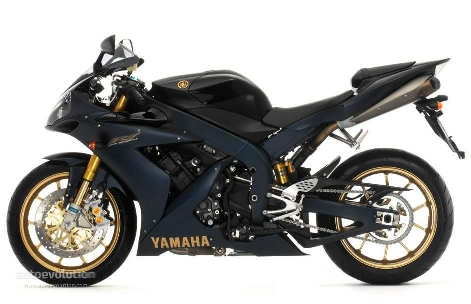 yamaha r1 2007: