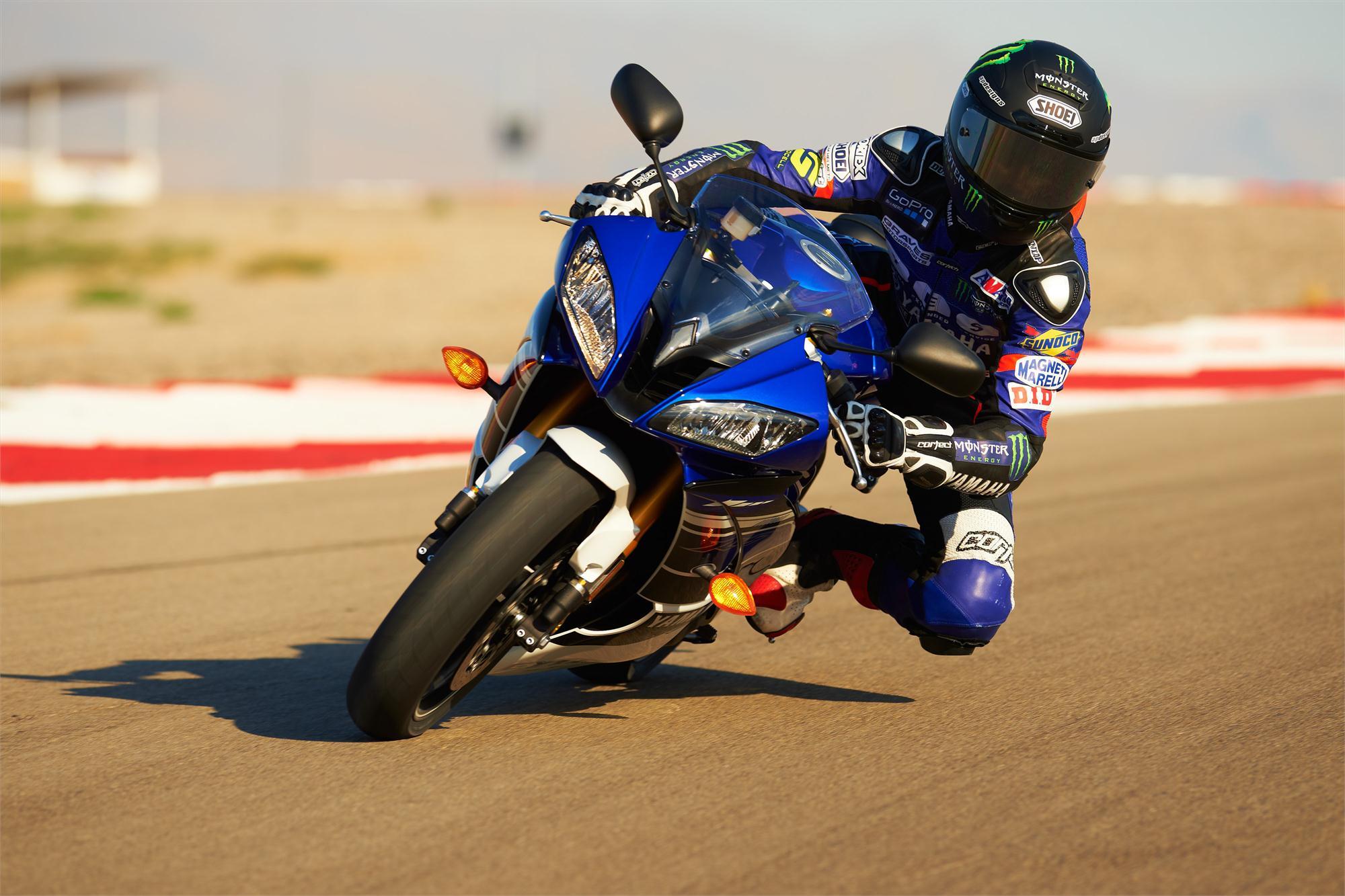 Yamaha мотоцилы на вираже скачать