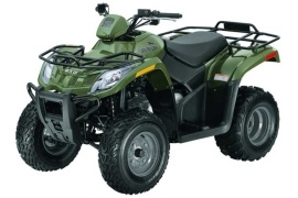 ARCTIC CAT 250 (2007 - 2008)