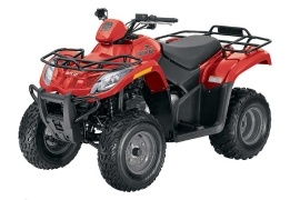 ARCTIC CAT 250 (2008 - 2009)