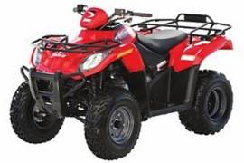 ARCTIC CAT 250 2x4 (2005 - 2006)