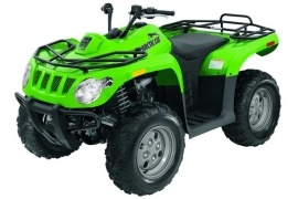 ARCTIC CAT 366 (2007 - 2008)