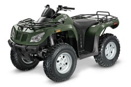 ARCTIC CAT 450 Core (2012 - 2013)