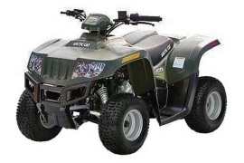 ARCTIC CAT 50 (2005 - 2006)