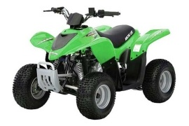 ARCTIC CAT 50 DVX (2005 - 2006)
