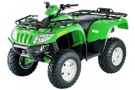 ARCTIC CAT 650 H1 4x4 Automatic (2006 - 2007)