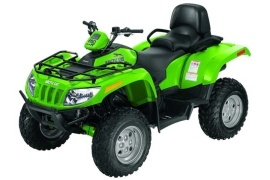 ARCTIC CAT 650 H1 4x4 Automatic TRV (2007 - 2008)