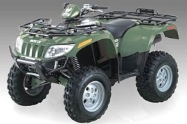 ARCTIC CAT 650 V2 4x4 (2005 - 2006)