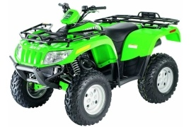ARCTIC CAT 700 EFI 4x4 Automatic (2006 - 2007)