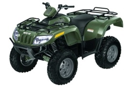 ARCTIC CAT 700 EFI 4x4 Automatic (2007 - 2008)