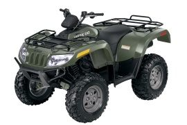 ARCTIC CAT 700 S (2009 - 2010)