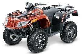 ARCTIC CAT 700 XT (2012 - 2013)