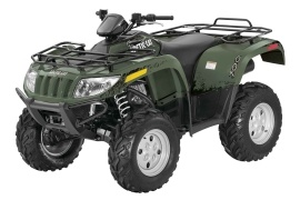 ARCTIC CAT 700i (2010 - 2011)