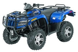 ARCTIC CAT 700i GT (2010 - 2011)
