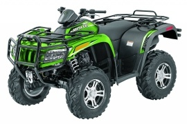 ARCTIC CAT 700i LTD (2011 - 2012)