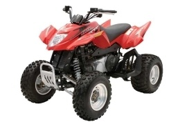 ARCTIC CAT DVX 250 (2005 - 2006)