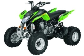 ARCTIC CAT 400 DVX (2007 - 2008)