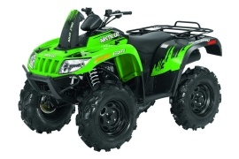 ARCTIC CAT MudPro 650 (2010 - 2011)