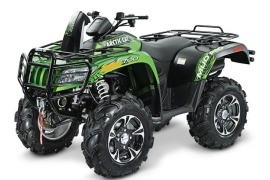 ARCTIC CAT MudPro 700 LTD (2012 - 2013)