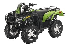 ARCTIC CAT MudPro 700i LTD (2011 - 2012)