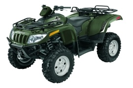 ARCTIC CAT Super Duty Diesel (2010 - 2011)