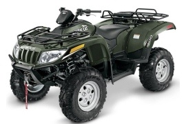 ARCTIC CAT Super Duty Diesel 700 (2012 - 2013)