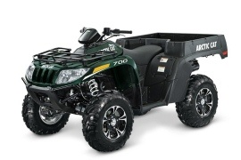 ARCTIC CAT TBX 700 XT (2012 - 2013)
