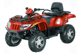 ARCTIC CAT TRV 450i (2011 - 2012)