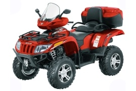 ARCTIC CAT TRV 700i Cruiser (2011 - 2012)