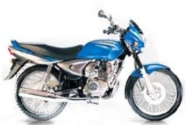 BAJAJ MOTORS Wind 125