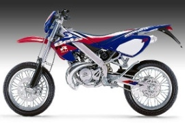 BETA RR 50 Supermotard ALU (2004 - Present)