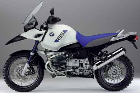 BMW R 1150 GS Adventure (2002 - Present)