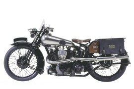 BROUGH SUPERIOR SS100 (1924 - 1940)