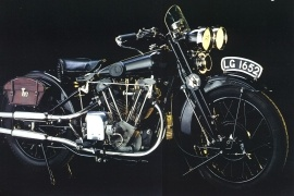 BROUGH SUPERIOR SS680 (1926 - 1936)