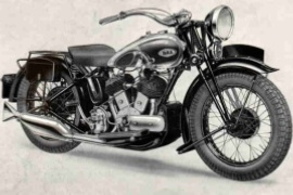 BSA G14 1000cc V-twin (1927 - 1940)