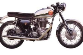 BSA Gold Star (1938 - 1963)