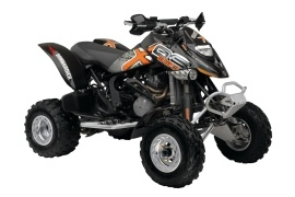 CAN-AM/ BRP Bombardier DS650 X (2004 - 2006)
